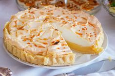 Yummy Baker: lemon marengue pie