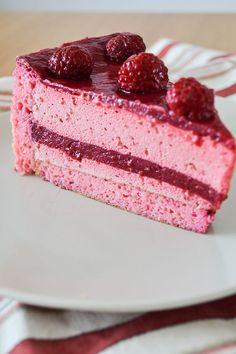 Sweet Recipes, Cake Recipes, Dessert Recipes, Raspberry Tarts, Cupcakes, Different Cakes, Icebox Cake, Food Cakes, Pretty Cakes