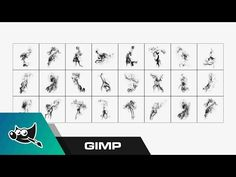 GIMP Tutorial: Installing Brushes - YouTube
