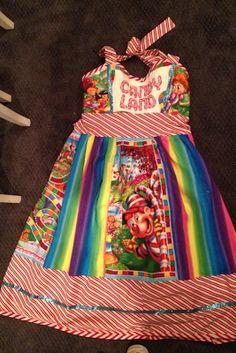 Candyland Dress - Sweet 16