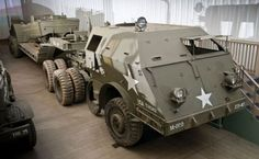 "1943-44 Pacific M26 6x6 Armored ""Dragon Wagon"" Tank Recovery Vehicle"