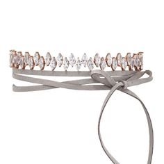 MONARCH JAGGED EDGE CHOKER - Fallon Jewelry - Luxury Designer Jewelry Collection - fashion jewelry - Leather choker - Celebrity Favorite - KHLOE KARDASHIAN FAVORITE - MODEL FAVORITE - FREE Domestic Ground Shipping for orders $150+