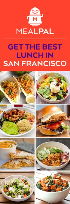 Get lunch for under $6 every day! We partner with 100+ restaurants in SF, including Unicorn, Cantina Verde, Caffe Bianco, Spice Kit, Town Hall, Native Juice Company, and more! Reserve lunch daily and skip the line when you pick up. MealPal is members only - request an invite now to skip the waitlist!