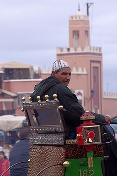 People of Marrakech
