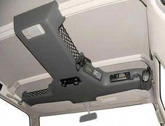 Check this out! I quite am keen on this color scheme for this Custom Car Interior, Truck Interior, Jeep Xj, Vw Lt 4x4, Pajero, Jimny Suzuki, Truck Storage, Vehicle Storage, Car Console