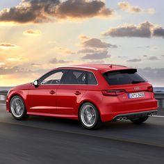 Audi S3 #AudiMontereyPeninsula http://www.montereyaudi.com/index.htm