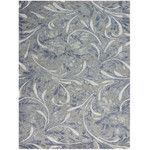 <strong>Kanoka Hand-Tufted Gray Area Rug</strong> by AMER Rugs