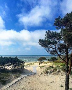 Favorite Baltic Sea to the Lithuanian side Любимое Балтийское море с Литовской стороны #places_of_power #travel #trip #landscape #landscape_lovers #landscape_captures #sea #seaside #tree #trees #beach #coast #wonderland #sky #dune #nature #naturelovers #naturephotography #balticsea #baltic #palanga #lithuania
