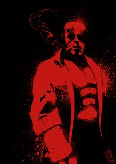 Hellboy by Sno2.deviantart.com
