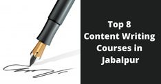 Looking for the top content writing courses in Jabalpur to launch your career in 2020? The hunt for the best content writing course in Jabalpur ends right here. And, how can you be a good content writer? Where to start writing text, what rules to disregard in English grammar and what to follow? We are here to help you do that, too. Content Writing Courses, Can You Be, Start Writing, English Grammar, Writer, Career, Top, Carrera, Writers