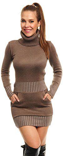 Glamour Empire Women's Medium Knit Tunic Turtleneck Mini Dress w/ Pockets 178_4 Glamour Empire http://www.amazon.com/dp/B00LI0BL90/ref=cm_sw_r_pi_dp_P9Dpub1VXF4XX