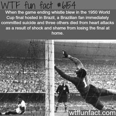 1950 World Cup - WTF fun facts