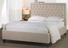 Home Gear Niobe Beige Satin Velvet Bed (Queen) Furniture, Home, Wholesale Furniture, Bedroom Interior, Velvet Bed, Bedroom Furniture, Bed, Upholstered Platform Bed, Upholstered Beds