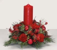 Os ofrecemos una recopilación con los arreglos de Navidad más bellos, esos que conseguirán una decoración preciosa y especial para disfrutar con nuestros seres queridos. ¡Qué preciosidades!