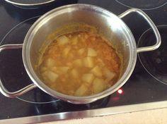 Hvide bønner suppe