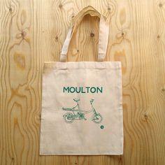 モールトンのエコバッグ Mサイズ