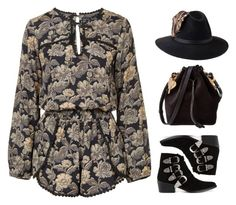 Untitled #299 by froyalbiatsii on Polyvore featuring Topshop, Toga, Sophie Hulme and Penmayne of London