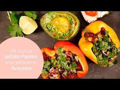 Gefüllte Paprika » Rezept mit Video-Anleitung | Stylight