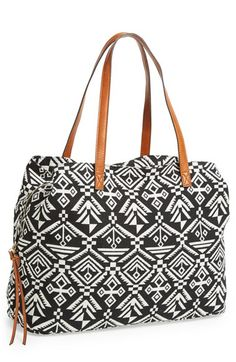 oversize millie tote / sole society