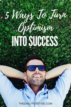 It's been proven that successful people are optimistic. It's not always easy to be optimistic, but this video from Entrepreneur.com offers some great tips on how to carry optimism into success.
