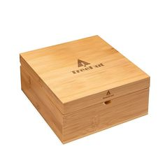 Product Shipping & Returns Engraving Elevate your gift from Treehut with the Watch and Band Bamboo Gift Box. Bamboo box can hold up to three watches and one watch band. Customize the box as a gift for someone or use as a watch storage box for yourself to keep your watches in their best condition. Add a personalized engraving on the front to make this unique box more special. Next Business Day Shipping. Tracking information will be provided upon shipping. Domestic USA - we will offer a FREE r Best Photo Storage, Wooden Photo Box, Watch Storage Box, Gifts For Sailors, Bamboo Box, Wooden Tree, Home Gifts, Watch Bands, Unique Gifts