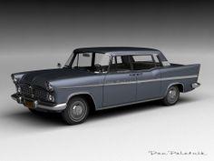 1964 Simca Chambord Limousine