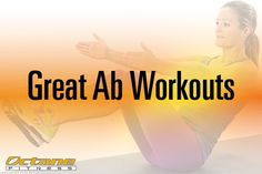 Contrary to popular belief, there's no need to perform hundreds of crunches daily to obtain a tight core. Get a great ab workout with these core exercises. #toning #fitness #exercise #abs #core #workout #exercisetips #crunches