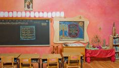 waldorf school wall paint colors - Google Search