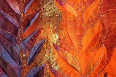 Ruth Issett | Textile Study Group ~ very interesting website of fiberartists ......