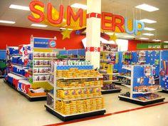 Targets In Store Displays | Mechtronics
