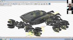 Hard Surface Moldeing Webinar Replay with Kirill Chepizhko