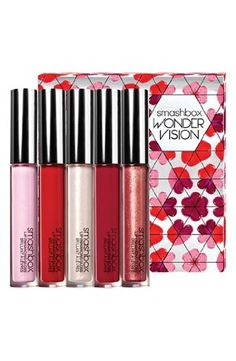 Limited Edition Smashbox Wonder Vision Lip Gloss Set #makeup #gifts