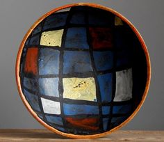 http://www.ebay.de/itm/RARE-Vintage-60s-CERAMANO-KARO-Hans-Welling-Bowl-W-German-Fat-Lava-Vase-Era-/381829195747?ssPageName=ADME:B:SS:NL:3160