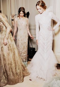 Valentino Haute Couture Autumn/Winter 2011