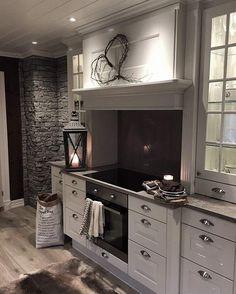 Vintage cozy kitchen