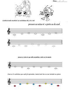 ATIVIDADES DE EDUCAÇÃO INFANTIL E MUSICALIZAÇÃO INFANTIL: atividades de musicalização para download