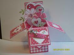 Card in a Box - Tina Shaw
