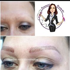 Microblading by Permanent BeautyArt in Luzern Make Up, Movie Posters, Beauty, Board, Eye Brows, Nice Asses, Film Poster, Popcorn Posters, Beauty Makeup