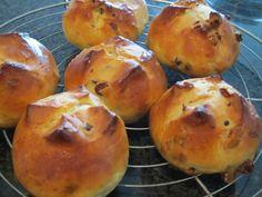 die softesten und besten Rosinen-Schoko-Brötchen « kochen & backen leicht gemacht mit Schritt für Schritt Bilder von & mit Slava