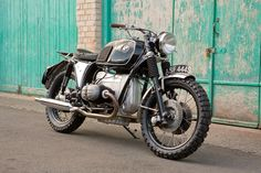 BMW R100/7 by Kevils Speed Shop