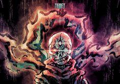 InkFell! Sans | Artist Teoft