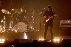 """Pin for Later: Relive the Most Memorable Moments From the Brit Awards James Bay The newly crowned winner performed his hit """"Hold Back the River""""."""