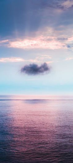 ocean sky Wallpaper