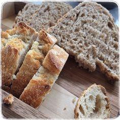 Farina nel sacco #intrasferta @piano35_torino  ovviamente anche il #pane è speciale  #breadpower #turin #torino