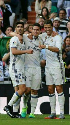 Asensio, Rodriguez, Ronaldo