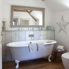 Banheiros Aconchegantes!