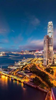 ✯ Victoria Harbour - Hong Kong, China