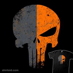 Punishlade #Punisher #Deathstroke