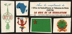 QSL ORTB Benin