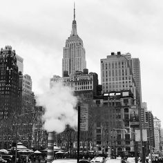 Visitor tip: If you're ever lost in NYC, look up! Even locals often use the Empire State Building as a visual cue to help navigate through the city. Photo by Aaron H.